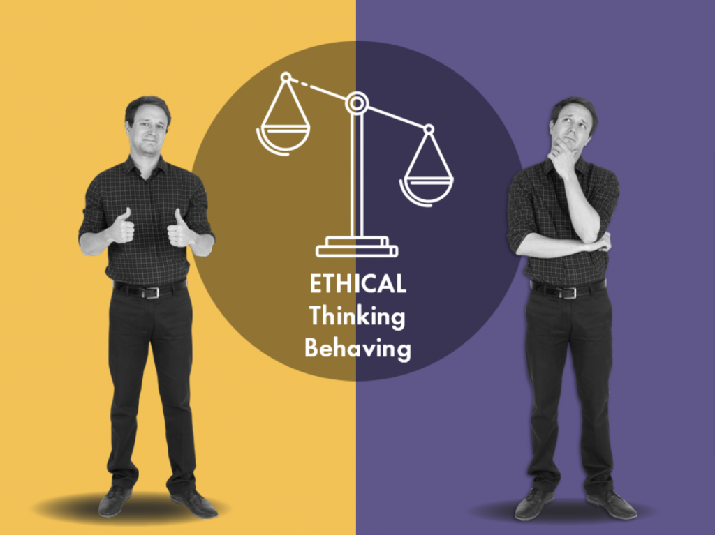 eLearning Example - Code of Ethics