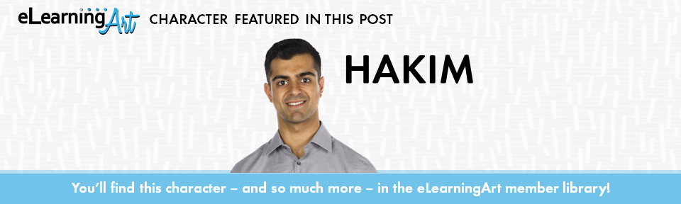 eLearningArt_Featured_Character_Hakim