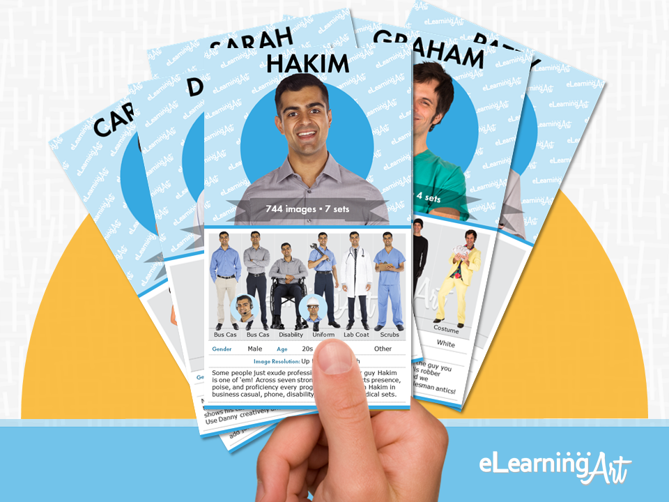 eLearningArt_September_2019_Character_Cards