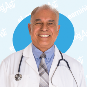 Medical eLearning Characters