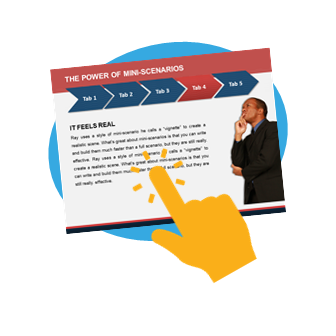 Interactive eLearning Templates