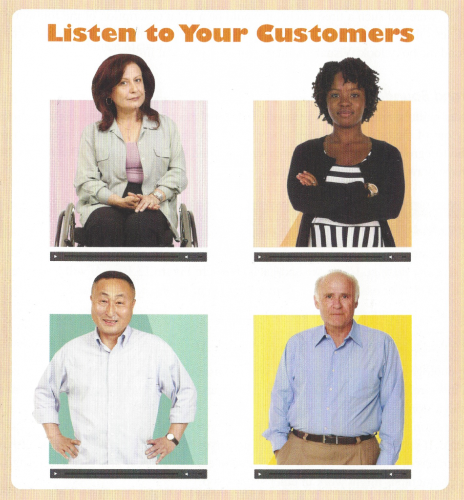 Customer Service eLearning Example - eLearning Coach