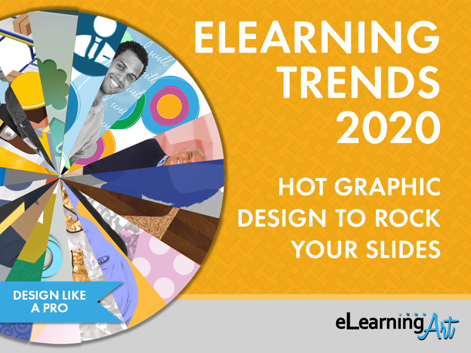 Elearning Trends 2020 Hot Graphic Design Styles To Rock Your Slides