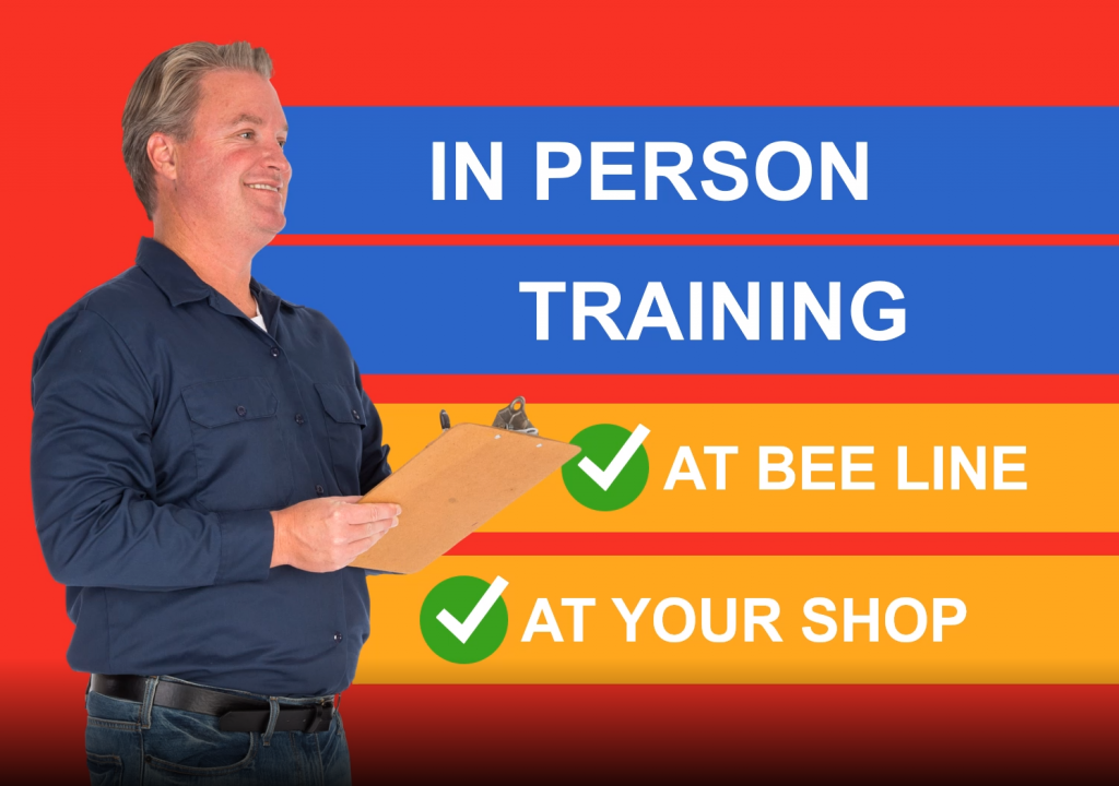 eLearning Product Training Example - Bee Line