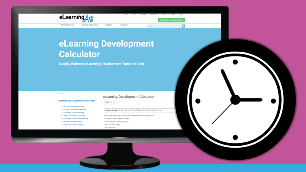eLearning Project Timeline