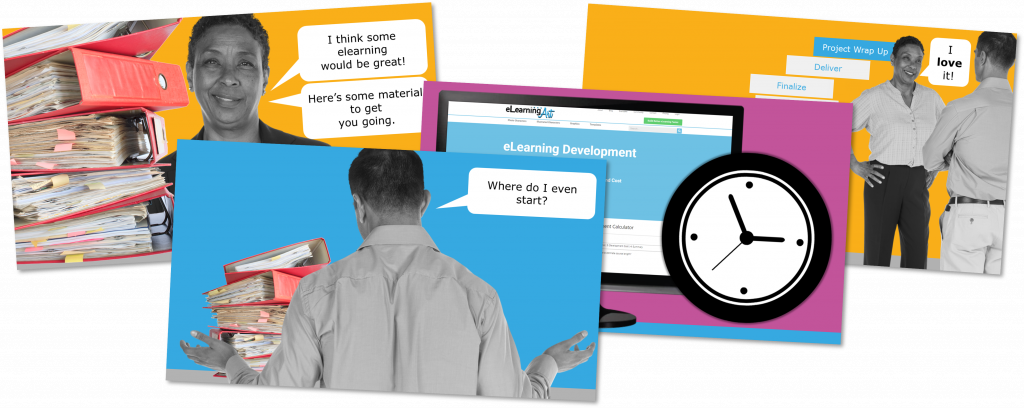 Plan Your eLearning Projects