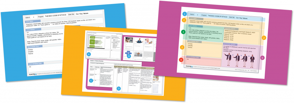 Storyboard Your eLearning Course