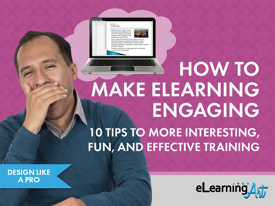 How to Make eLearning Engaging